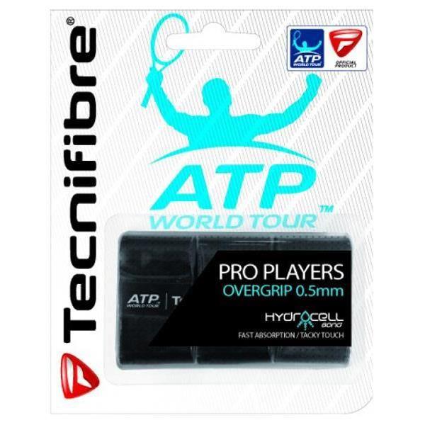 Tennis Tecnifibre Pro Players Atp Black
