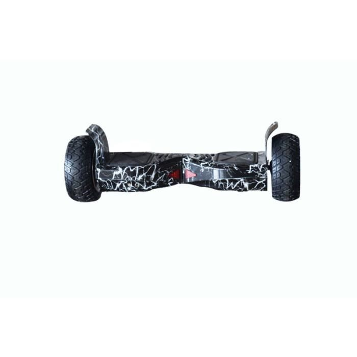 hoverboard hummer tout terrain thunder achat vente hoverboard hoverboard hummer tout terr. Black Bedroom Furniture Sets. Home Design Ideas