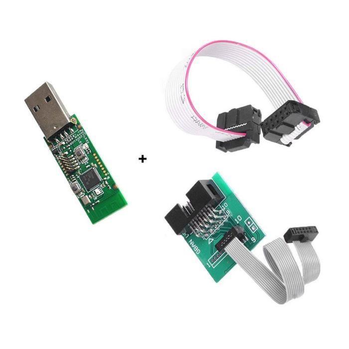 CC2531 CC2540Analyseur de protocole renifleur Clé USB et BTool