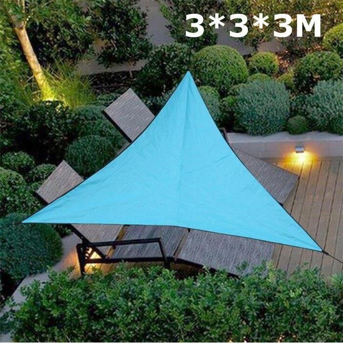 3 m DELUXE Cantilever banane ombrelle couverture Grand Jardin Patio parapluie imperméable