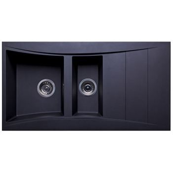 evier cuisine encastrable resine maison design. Black Bedroom Furniture Sets. Home Design Ideas