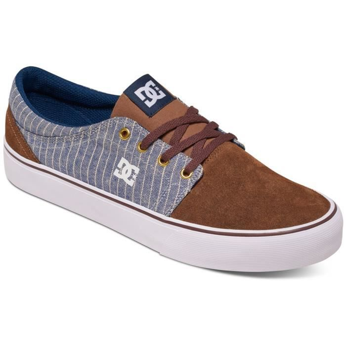 DC SHOES Trase Se Chaussure Homme - Taille 41 - MULTICOLORE e55Zijd