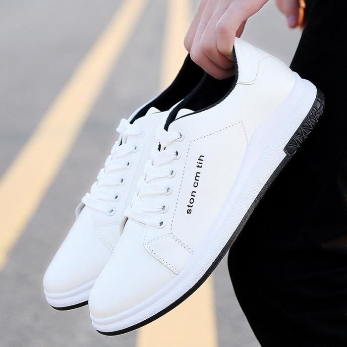 pour Chaussures Chaussures blanches hommes blanches nUg7tvqwxO