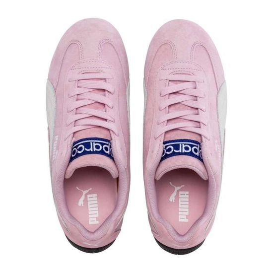 Speedcat OG Sparco Femmes Baskets Rose - Cdiscount Chaussures