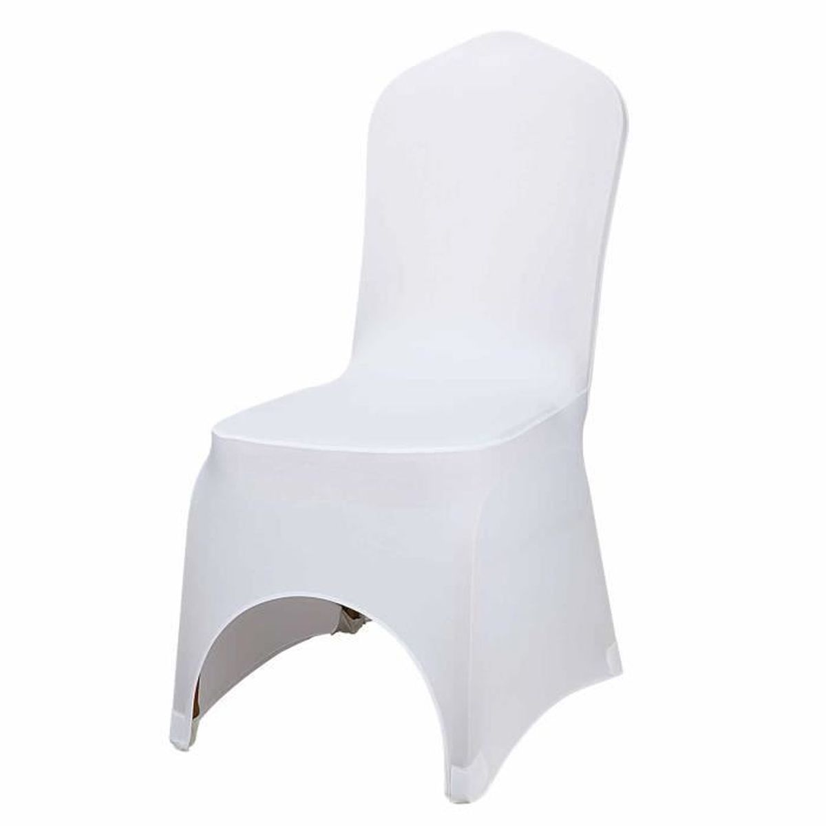 Chaise blanche chaise blanche et noire reva with chaise for Chaise cuisine blanche