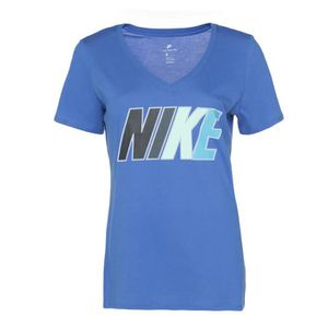 NIKE T-shirt Manches Courtes Femme