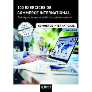 MANUEL BTS 100 exercices de commerce international
