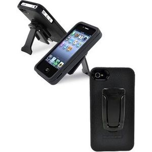COQUE - BUMPER Coque Body Glove Snap-On Noire pour iPhone 4S/S av