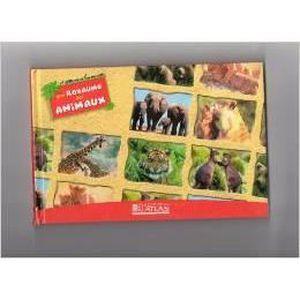 Livre 3-6 ANS mon royaume des animaux [Relié] [Jan 01, 2004] for