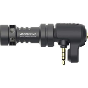 MICROPHONE EXTERNE RODE Microphone compact VideoMic Me - Pour Smartph
