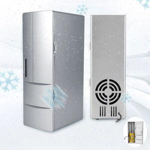 CONGÉLATEUR PORTE Réfrigérateur USB Portable Mini Réfrigérateur Cong