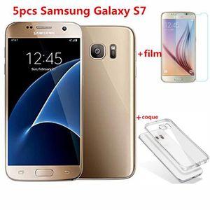 SMARTPHONE RECOND. 5pcs Samsung Galaxy S7 32GO OR Samsung Galaxy SM G
