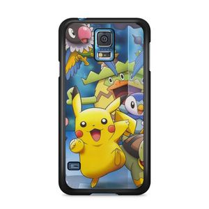 COQUE - BUMPER Coque Samsung Galaxy S5   Pokemon go team pokedex