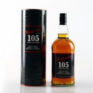 WHISKY BOURBON SCOTCH Whisky Glenfarclas 105 Cask Strength