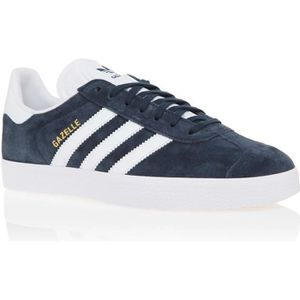 BASKET ADIDAS ORIGINALS Baskets Gazelle Marine Homme-Femm