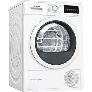SÈCHE-LINGE Bosch Serie 6 WTW85449IT Sèche-linge indépendant l
