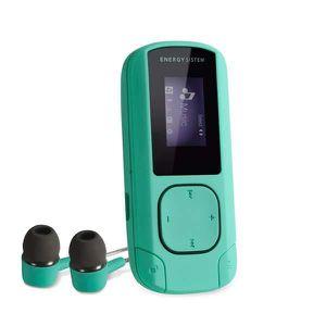 LECTEUR MP3 Lecteur MP3 Energy Clip Mint 8Go Radio FM