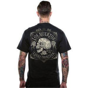 Keep Calm and Stay Alive-à manches courtes 100/% Coton Imprimé T-shirts pour Hommes