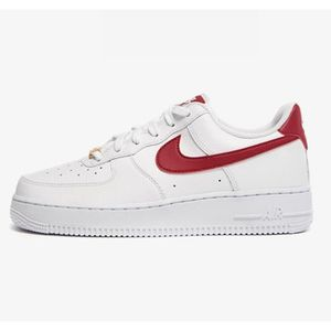 Air force 1 rouge - Cdiscount
