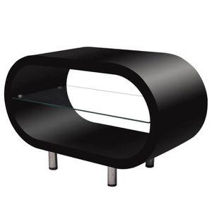 TABLE BASSE Table basse de salon scandinave80 x 37 x 50 cm Sty