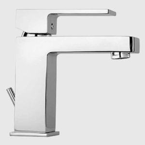 ROBINETTERIE SDB MITIGEUR LAVABO DAX SQUARE CHROME - PAINI FRANCE