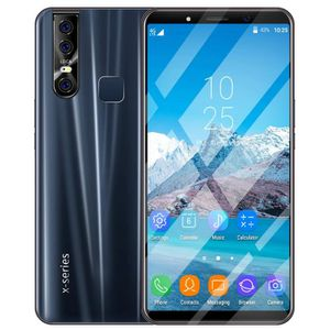 SMARTPHONE X27 PLUS 6 + 128g 6.3Inch Smartphone Android 9.1 O
