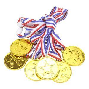Sport Médaille d/'or//Argent//Bronze Jeux de Gagnants Prix Cadeau Costume Fête Déco