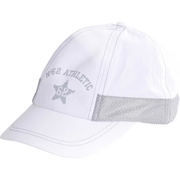 GO SPORT Casquette Vivien Athletic Blanc Adulte