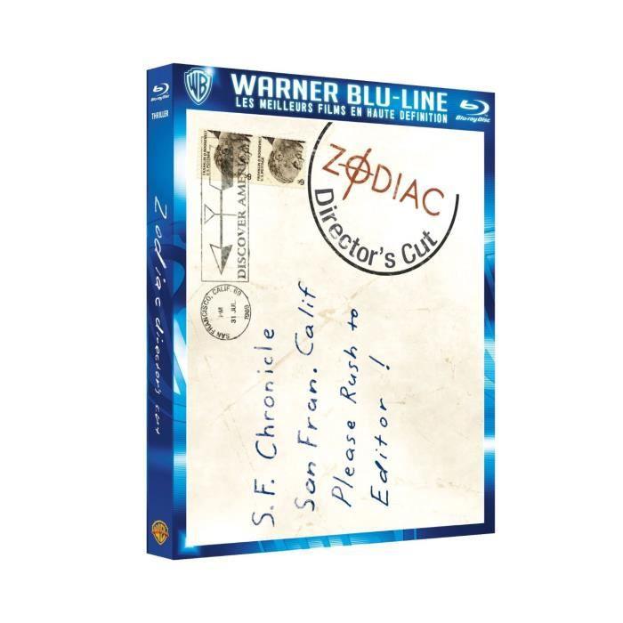 Blu-Ray Zodiac