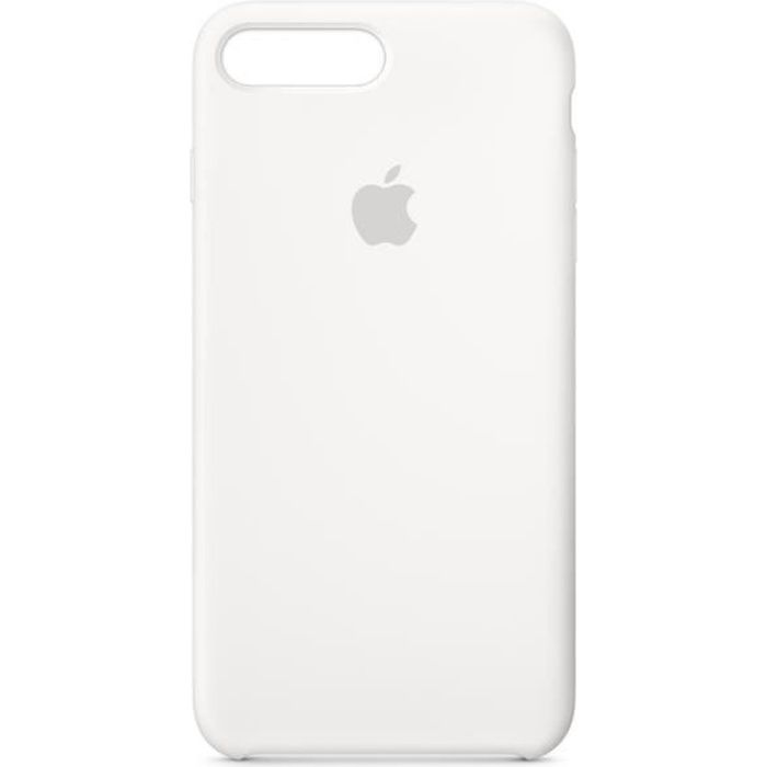 iPhone 8Plus/7 Plus Silicone Case - White