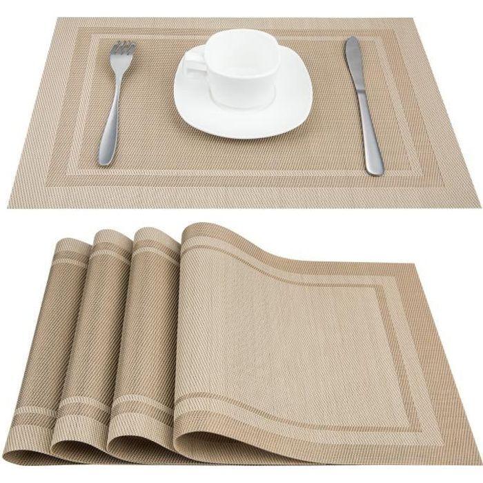 Set de table lavable