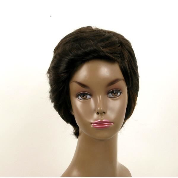 Perruque femme afro cheveux naturel courte laet 05 1B30
