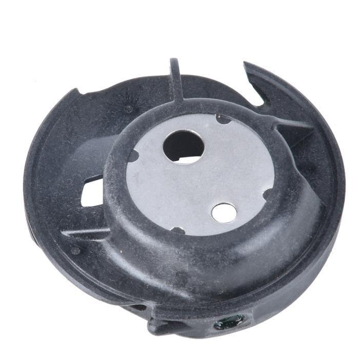 YOSOO coque de navette Boîtier de canette 2 pièces XC3153051 pour accessoires de machine à coudre domestique Brother