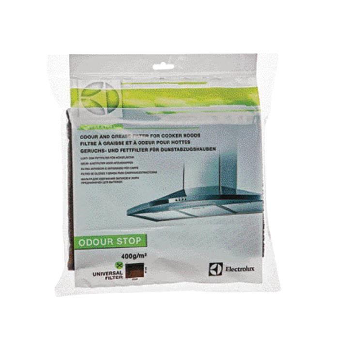 Accessoires d'appareils Electrolux 9029795326 Filtre Hotte 57 cm X 47 cm