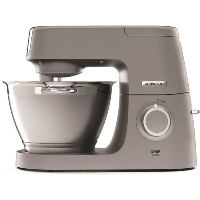 Robot pâtissier Chef Elite - KENWOOD KVC5320S - Gris