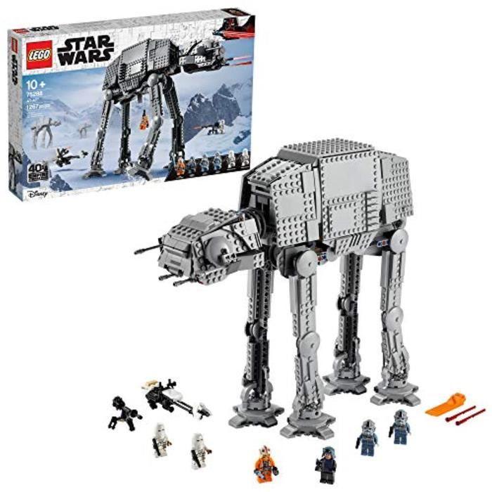 Jeu D'Assemblage LEGO QX9V7 Star Wars ATAT 75288 Kit de construction