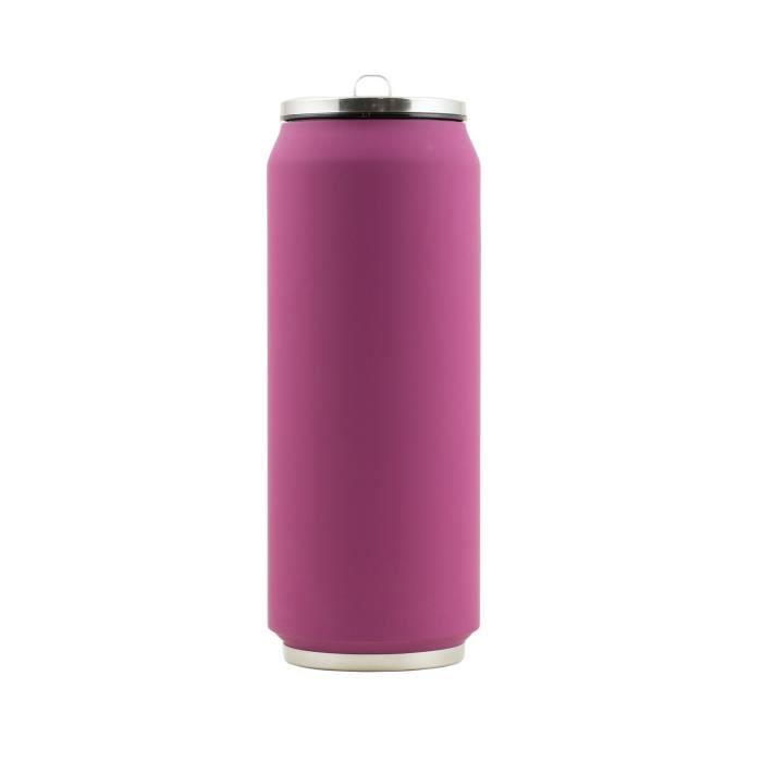 YOKO DESIGN Canette isotherme 500 ml - Violet mat