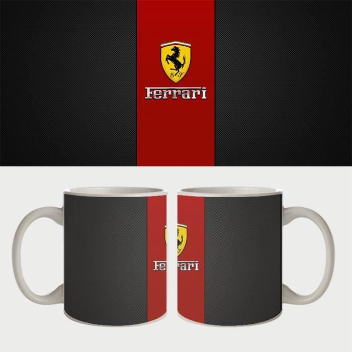 Mug Fan de Ferrari