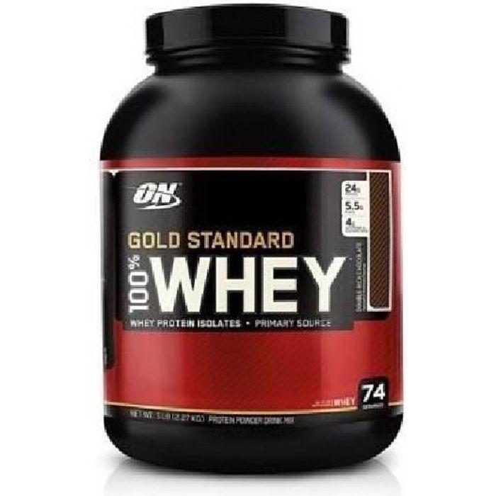 Proteine Whey Gold Optimum Nutrition Chocolat 920g