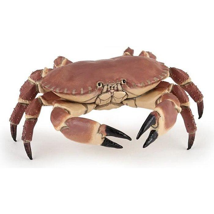 Figurine Crabe Coloris Unique