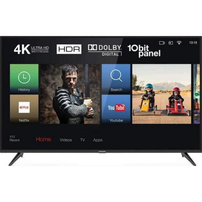 Thomson 55UG6430 TV LED 4K Ultra HD 139.7cm Smart TV