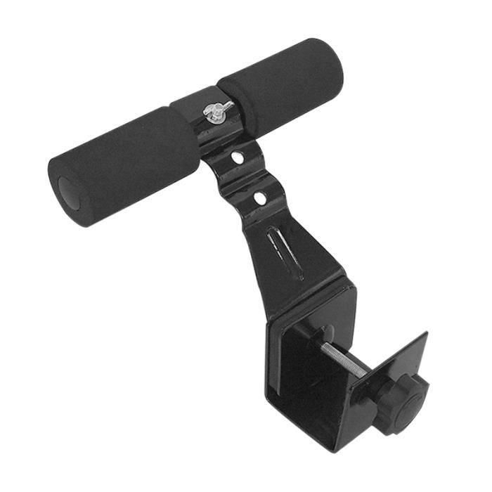 Sit-ups Abdominal Trainer Portable Poitrine Expander Indoor Belly Noir APPAREIL ABDO - PLANCHE ABDO