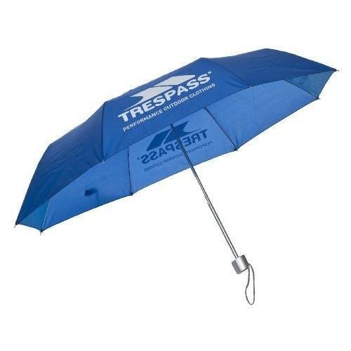Trespass Compact Parapluie Bleu UUACMIB20003_BLUEACH