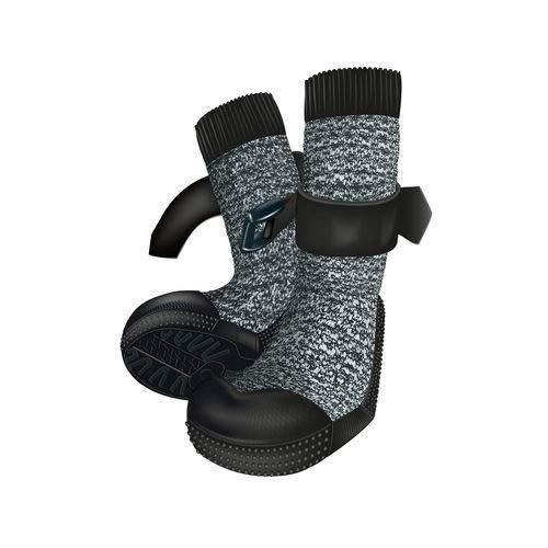 Trixie Protection des Pattes Walker Socks Rabbits pour Chien Taille XL 2 Pièces - 19447