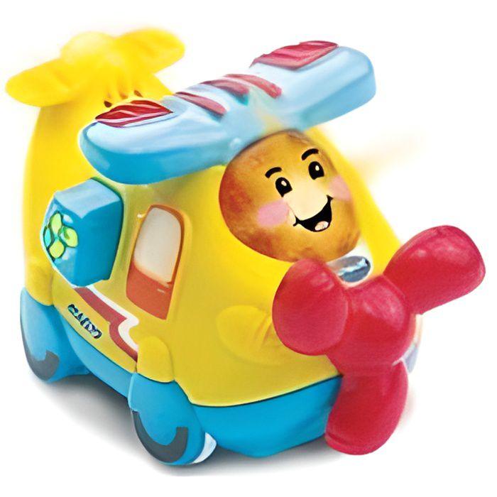 Tut tut bolides surprise Maelys l'avion a helice VTECH - Vehicule musical, lumineux, parlant