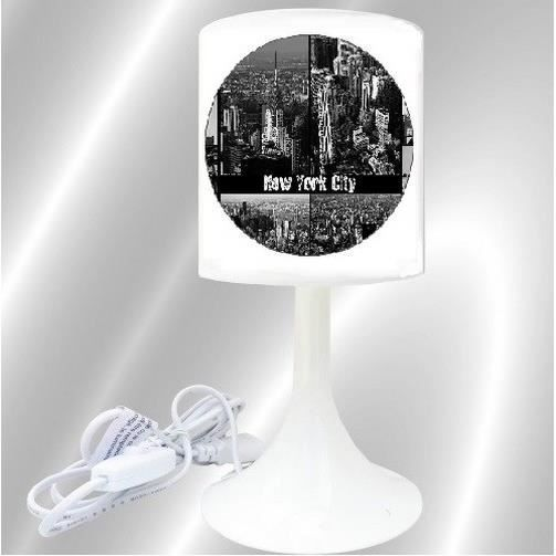 Lampe Chevet New York 3 Achat Vente Lampe Chevet New York 3