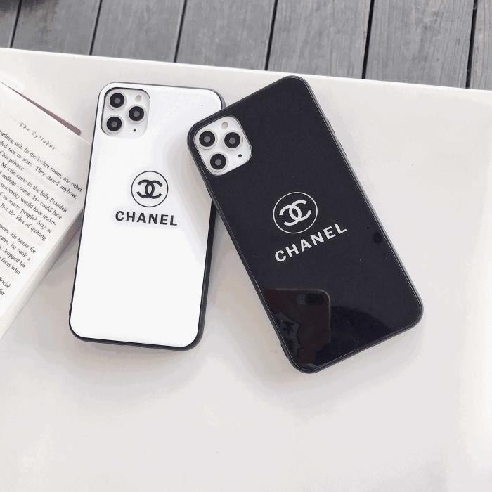 2pcs Chanel Coque OPPO R11S - Verre Coque - Anti-c