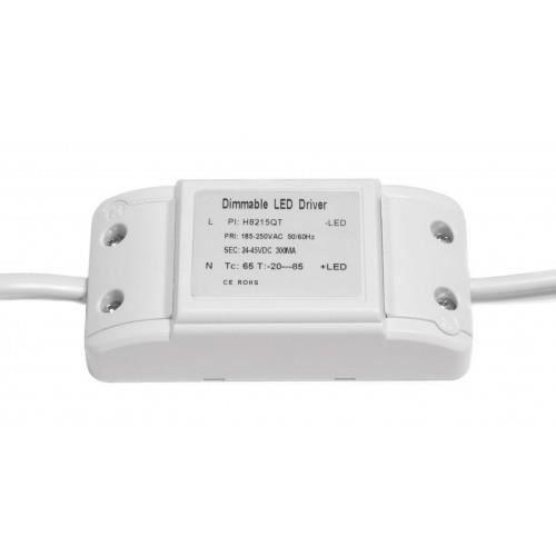 ALIMENTATION Transformateur dimmable TRIAC pour encastrable LED