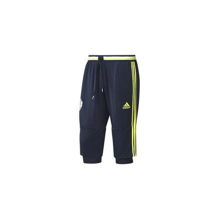 adidas pantalon 3/4 replica trg om homme