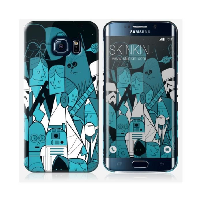 coque samsung s6 edge star wars